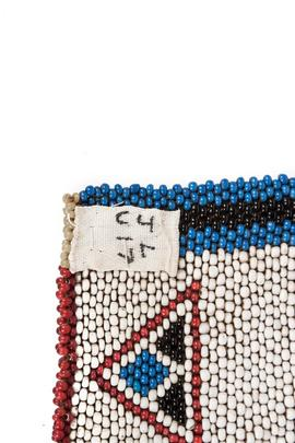Beadwork object tag