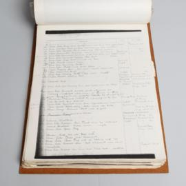 KZNM copy of accessions record