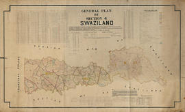 Hamilton's Swaziland Oral History Project Maps, large map 16